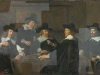 "Restoration of Frans Hals's ""Regentesses"" to be undertaken live"