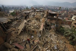Nepal earthquake death toll rises to 3,218