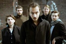 Rock band Editors announce massive UK, European tour