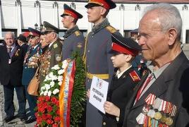 «Великая победа, добытая единством»: в Москве проходит Международный Форум Победителей