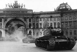 70 лет Победе: Армянские воины, врачи, ученые и академики в битве за Ленинград
