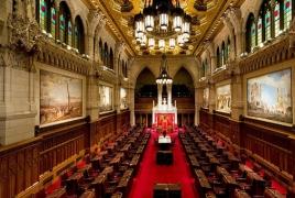 Сенат Канады подтвердил принятую в 2002 году резолюцию о признании Геноцида армян