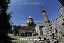 «Известия» о достопримечательностях Армении: Приют для Ноева ковчега