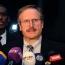 "U.S. envoy to Azerbaijan calls Yerevan, Baku ""to show political will"""
