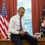 Օբաման ռեկորդ է սահմանել Twitter-ում հետևորդների քանակով