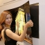 LG unveils a super-thin OLED TV that attaches to the wall with magnets