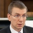 Latvia FM: visa liberalization with EU possible in Armenia