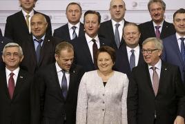 Декларация «Восточного партнерства» принята: В документе есть отдельный пнукт о роли ЕС в урегулировании конфликтов