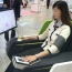Sharp's 'Health Cockpit' rates your wellness while you sit