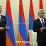Премией президента Армении награждены женщины, пережившие Геноцид армян