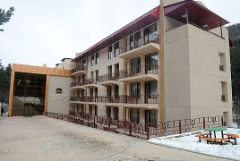 Только 36 процентов гостиничных объектов Армении находятся в столице