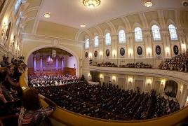 В Москве состоится вечер классической армянской музыки, приуроченный к 100-летней годовщине Геноцида армян