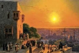 Украденную картину Айвазовского «Вечер в Каире» вернуть в Россию не удалось: Она будет выставлена на аукционе