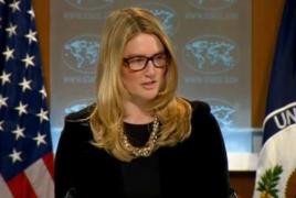 U.S. slams Erdogan's attacks against media, Armenians