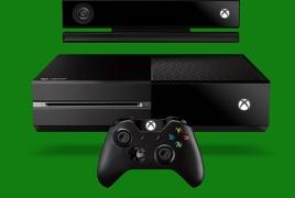 Microsoft выпустит версию приставки Xbox One с жестким диском объемом 1 ТБ