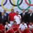 В Ереване Уорлик встретился с главой МИД Армении, депутатами и спортсменами