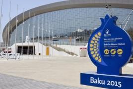 Austrian synchronized swimmers hurt in bus collision in Baku