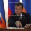 Медведев: Заявления о том, что через ЕАЭС Россия пытается возродить СССР, – чушь