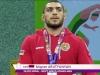 Armenian wrestler wins silver at European Games in Baku