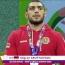 Армянский борец завоевал «серебро» на Евроиграх в Баку