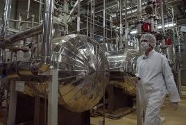 Britain, France demand Iran nuke inspections