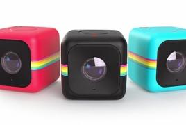 Polaroid unveils new Cube+ action camera