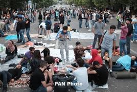 Армяне Петербурга солидарны с протестующими против подорожания электроэнергии в Армении