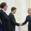 President suggests auditing Russian-owned energy company