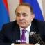 Премьер-министр Армении призывает демонстрантов в Ереване не накалять обстановку