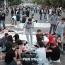 Двое участников акции протеста против подорожания электроэнергии в Армении объявили голодовку