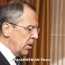 Russian FM: Armenia protests purely economic despite politicization