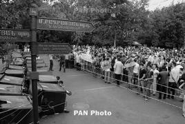 По факту насилия и воспрепятствования работе журналистов во время митингов в Ереване возбуждено уголовное дело