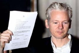 France rejects Wikileaks founder Assange asylum appeal