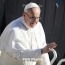 Pope Francis starts seven-day tour of South America