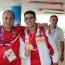 Армянский гимнаст завоевал золото на летней Универсиаде в Южной Корее