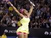 Serena Williams wins her fourth consecutive Grand Slam title