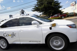 People injured in crash involving Google self-driving car
