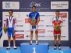 Armenian cyclist wins gold at European Track Championships