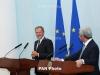 ԵՄ խորհրդի նախագահը՝ ՀՀ հետ գործակցության, առանց վիզայի ռեժիմի ու ԼՂ խնդրի կարգավորման մասին