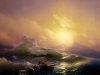 Aivazovsky's Ninth Wave listed among 10 best seascapes