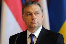 Hungarian PM says illegal immigration threat to Europe