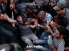 «Ոտքի՛, Հայաստան»-ը պնդում է` ոստիկանությունը խոչընդոտում է խաղաղ նստացույցը