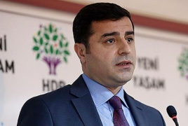 Turkish opposition leader says Erdogan uses war against IS as cover