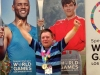 Armenian athlete wins gold at 2015 Special Olympics