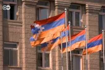Azerbaijan claims DW video story on Karabakh 'biased, one-sided'