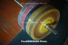 Армянские тяжелоатлеты завоевали две медали на юношеском ЧЕ, и обе – золотые