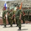 На российской военной базе в Армении проходят учения химиков-разведчиков