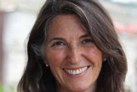 Novel on Armenian Genocide 2015 Vermont Book Award finalist