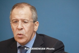 Lavrov says U.S. should cooperate with Syria's Assad against IS