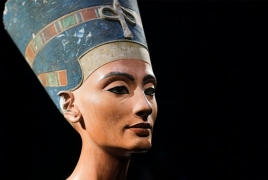"Egypt's Queen Nefertiti burial site mystery ""solved"""